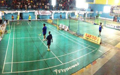 "Pengkot PBSI Gelar Turnamen Bulutangkis ""Smart City Gorontalo Cup 2016"""