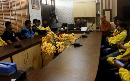Atlet PON Asal Kota Gorontalo Terima Bonus Rumah Dari Pemkot