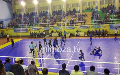 Open Tournament Bola Voley Antar Club Se-Sulawesi Walikota Cup