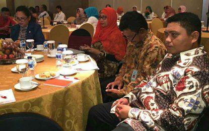 Wakil Bupati Gorontalo Hadiri Pertemuan Regional Sulawesi