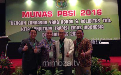 Pengprov PBSI Gorontalo Masuk Tim Formatur PP PBSI