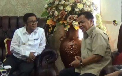 Roem Kono : Pembangunan Infrastruktur Di Gorontalo Utara Harus Terus Digenjot