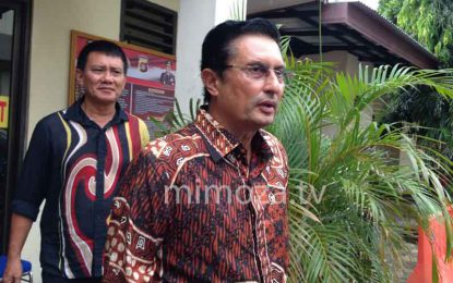 Tersinggung Dituduh Lakukan Rekayasa Data, Fadel Muhammad Laporkan Idris Rahim
