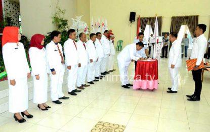 Nelson : PMI Kabupaten Gorontalo Harus Solid Dalam Menjalankan Tugas