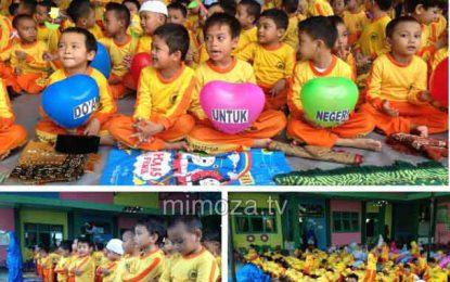 Doa Untuk Negeri Dari Siswa TK Al-Islah Gorontalo