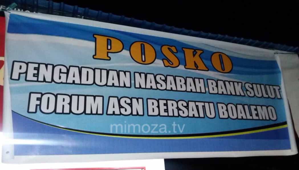 posko-bank-sulut