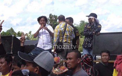 Aksi Unjuk Rasa Bela NKRI Minta Bawaslu Tetap Independen