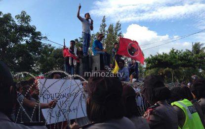 Pendukung PAHAM Ancam Gelar Aksi Hingga Anggota KPU Boalemo 'Muncul'