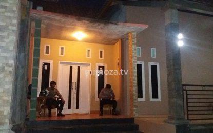 Ditinggal Kosong, Rumah Ketua KPU Boalemo Diserang OTK