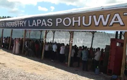 Lapas Pohuwato Siap Eksport Hasil Karya Warga Binaan