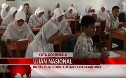 21 Sekolah Di Kota Gorontalo Siap Mengikuti UNBK