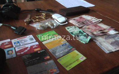 Polisi Ringkus Pelaku Pencurian Spesialis Rumah Kosong