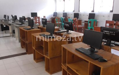 SMP Negeri 1 Gorontalo Siapkan 125 Komputer Untuk Gelar UNBK