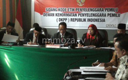 Sidang Kode Etik DKPP Terkait Gugatan Paham Berlangsung Singkat