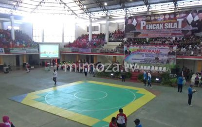 Bupati Buka Open Turnamen Dan Festival Pencak Silat Se-Indonesia