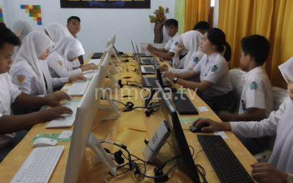 UNBK Tingkat SMA Dan Madrasah Aliyah Se-Gorontalo Diikuti 9530 Peserta