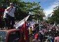 Peringati Mayday, Ratusan Buruh Gelar Aksi Damai