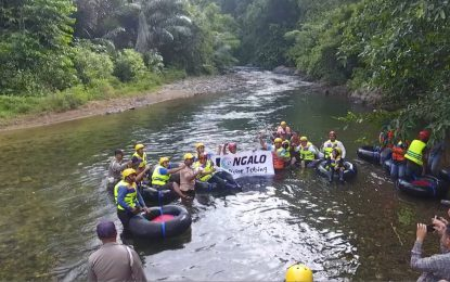 Outbond Longalo, Objek Wisata Baru Akhir Pekan