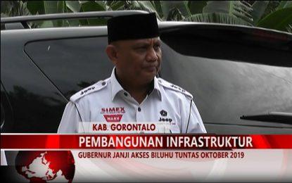 Warta 67 – (Video) Gubernur Janji Akses Biluhu Tuntas Oktober 2019