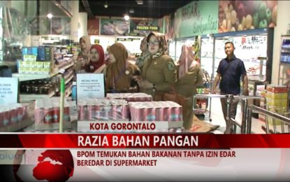 Warta 67 – (Video) BPOM Temukan Bahan Makanan Tanpa Izin Edar Di Supermarket