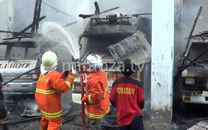 Direktur RSUD : Kebakaran Tak Ganggu Aktifitas Rumah Sakit
