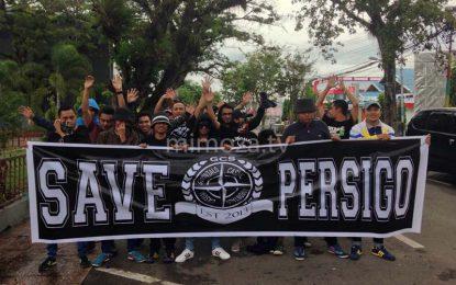 Supporter : Kembalikan Persigo, Kami Rindu Berada Di Tribun