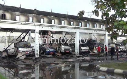 Aleg Dekot Nilai Pihak RSUD Aloe Saboe  Lalai Antisipasi Kebakaran
