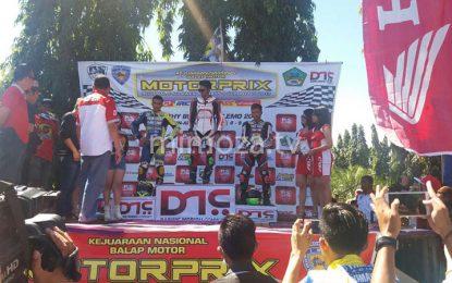 Honda Kembali Rajai MotoPrix Regional V Sulawesi Putaran IV