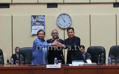 Jabatan Baru Roem Kono, Wakil Ketua Komisi IV DPR-RI