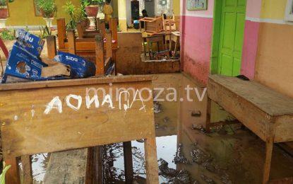 Sekolah Sering Direndam Banjir, Kadis Pendidikan Dianggap Cuek