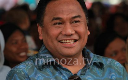 "Rachmat Gobel : Jangan Ada ""Warna"" Untuk Membangun Gorontalo"