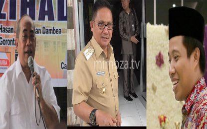 Diprediksi 3 Pasang Calon Akan Bertarung Di Pilwako 2018