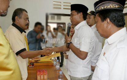 """Ingin Wujudkan Kota Gorontalo """"Happy"""", Elnino Juga Daftar Di Golkar"""