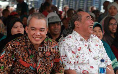 Partai Nasdem Dukung Adhan Dambea-Charles Budi Doku Di Pilwako