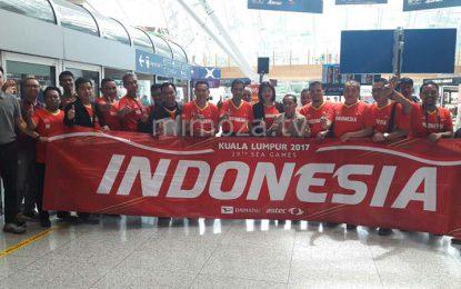 PP PBSI Kirim Supporter Dukung Tim Badminton Indonesia Di Sea Games 2017