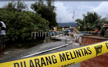 Pasca Ambruk, Pemerintah Belum Targetkan Perbaikan Jembatan