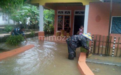 Ratusan Rumah di Gorontalo Utara Terendam Banjir