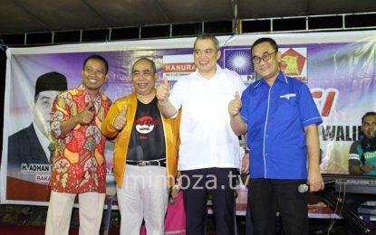 Fokus Ke DPR-RI, Elnino Balik Dukung AD-CBD