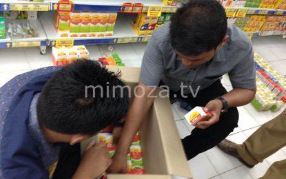 Ribuan Butir Obat Disita Petugas Dalam Razia Gabungan BPOM Dan Kepolisian