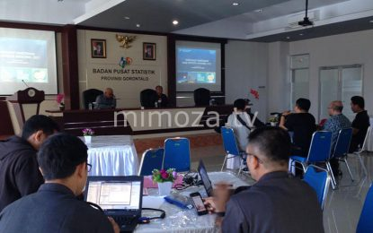 Peringati Hari Statistik Nasional, BPS Gorontalo Gelar Workshop