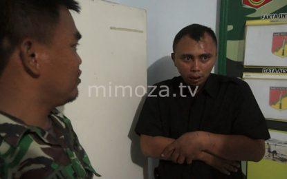 Mengaku Anggota Paspampres, Sopir Truck Diamankan Aparat TNI