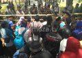 Massa Aksi Kesal, Tindakan Kejaksaan Limboto Dinilai Tak Jelas