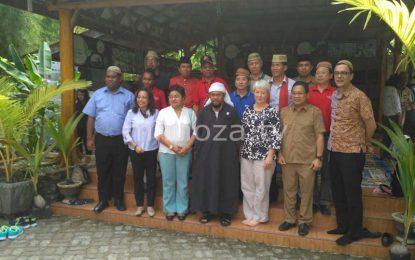 Desa Religi Jadi Lokasi Pertama di Kunjungi Rombongan SESPARLU Internasional