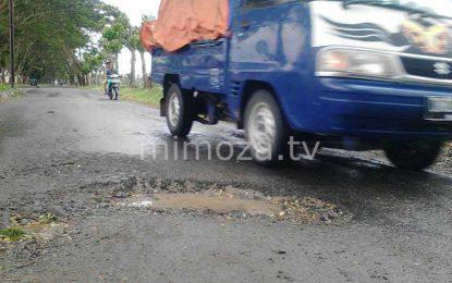DPRD Kabupaten Gorontalo Desak Kontraktor Selesaikan Pekerjaan Jalan