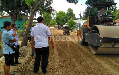 PU Targetkan Kerusakan Jalan Di Kabupaten Gorontalo Tuntas Desember