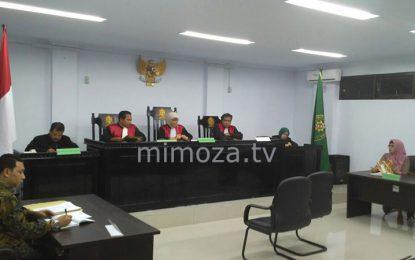 Adhan Dambea Ikut Saksikan Sidang Perdata Fadel VS Marten-Budi
