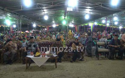 Silaturahim Pemerintah Bersama Masyarakat Kecamatan Hulonthalangi