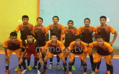 Kalahkan Papua Barat, Tim Futsal Korpri Gorontalo Juara Di PORNAS KORPRI Ke XIV Yokyakarta