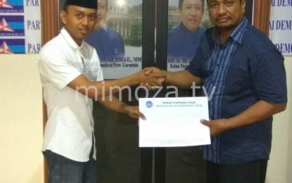 Dewan Pimpinan Pusat Berikan Mandat Kepada Risal Pou Bentuk BMD Kabgor