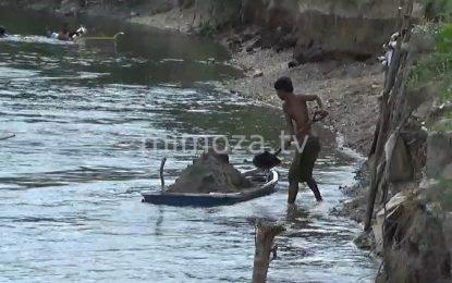Dampak Buruk Galian C Pada Kelestarian Tatanan Sungai Bone